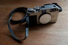 CONTAX G1 35 mm Rangefinder Film Camera Body Only