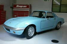 Lotus Elan (1965) Red Welly 1 24 We24035re