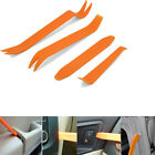 4pcs Car Panel Trim Audio Stereo Dash Refit Molding Remove Install Pry Tool Kit