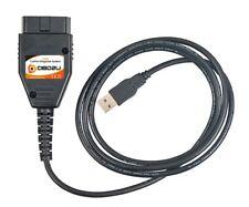 PROFI Diagnose Gerät USB OBD 2 CPDS KKL CAN BUS UDS Codieren Löschen #4 für Audi
