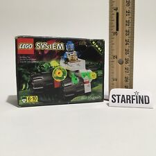LEGO System 6818 UFO Cyborg Scout Building Toy Figurine Figure SEALED Rare Read~