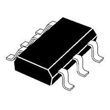 1 x Microchip MCP4017T-103E/LT Digital Potentiometer 10kΩ 128-Position 6-Pin