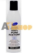 100 % Pure Acetone Acrylic Nail Tips ,Nail Glue, Remover, Nail Polish Remover,