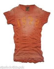 Pearly King Men's GIANTS T-Shirt Rust (PKTS057)