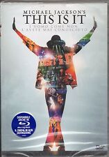MICHAEL JACKSON DVD THIS IS IT 2010 ediz.italiana MADE IN ITALY sigillato SEALED