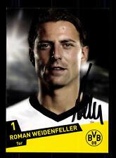Roman Weidenfeller Autogrammkarte Borussia Dortmund 2010-11 Original Si+A 131338