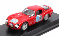 Model Car Rally diecast Best Model Alfa Romeo TZ2 Scale 1:43 vehicles