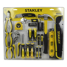 Stanley STHT75985 62pc Hand Tool Set w/ Nylon Bag for Home Repair Maintenance