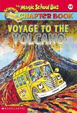 The Magic School Bus Science Chapter Book #15: Voyage to the Volcano: By Stam...