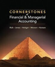 Cornerstones of Financial and Managerial Accounting-ExLibrary