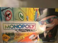 Hasbro Monopoly for Millennials Board Game - Sealed 7