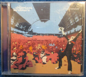 THE CHEMICAL BROTHERS - Surrender -  CD  1999