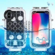 Custodia impermeabile case immersione per subacquea Apple iPhone X 10 iphone XS