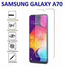 Samsung Galaxy A70 Screen Protector Tempered Glass Case Friendly