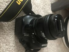 Nikon D D5100 16.2MP Digital SLR Camera - Black (Kit w/ 50mm 1.4 and 35mm 1.8)