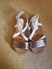 Pazitos Sandals, Little Girl's, Copper