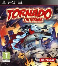 TORNADO OUTBREAK GIOCO USATO PER PLAYSTATION 3 PS3 ITALIANO