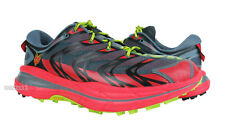 Hoka One One Speedgoat Bright Red Black Trail Running Shoes Mens Size 9 *NEW*