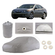 Acura Tsx 5 Layer Car Cover Fitted Water Proof Outdoor Rain Snow Sun Dust