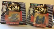 MICRO MACHINES STAR WARS DIE CAST SET OF TWO ORIGINAL NOC