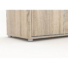 TV Tische-Tische aus Eiche zum Zusammenbauen