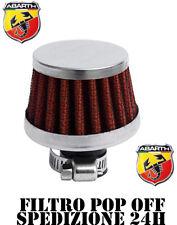 Filtro Pop Off Abarth Fiat 500 595 695 Grande Punto Evo Turbo 1.4 TJET