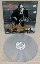 "King Kong 60th Anniversary Edition 1933 (60) 1993 RARE 12"" Mono (Laserdisc)"