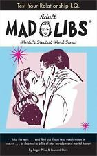 Test Your Relationship I.Q. Mad Libs (Adult Mad Libs), Price, Roger, Stern, Leon