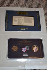 """Euro Sondersatz """"Bayern München"""" zur deutschen Meisterschaft 2002/2003"""