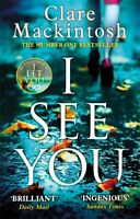 I see you by Clare Mackintosh (Paperback) Highly Rated eBay Seller Great Prices