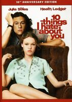 10 Things I Hate About You [New DVD]