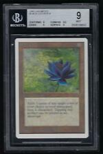 1993 MTG Magic the Gathering Black Lotus Unlimited Graded BGS Mint 9