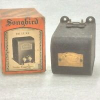 1 NIB Songbird Deluxe Audio Transformer