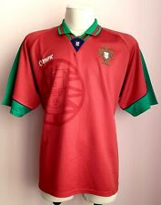Portugal 1996 - 1997 Home football Olympic shirt