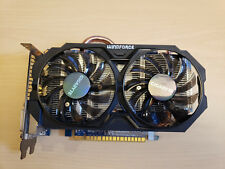 GIGABYTE NVIDIA GeForce GTX 750Ti 2 GB GV-N75TOC-2GI Video Card