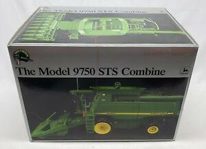 John Deere Model 9750 STS Combine By Ertl 1/32 Series ll Precision #1 SEALED