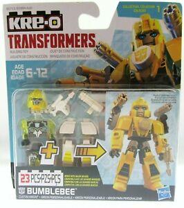 Kre-o Transformers Bumblebee. New