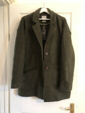 Fat Face Wool Coat Brand New Size 18