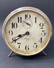 Vintage Big Ben Style 1A Alarm Clock By Westclox 1918-1935 Runs
