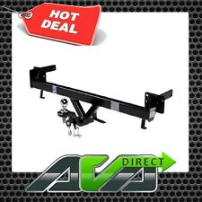 01728 HOLDEN VECTRA SEDAN & HATCH 09/1999 to 03/2003 JS 4D Sedan 5D Hatch towbar