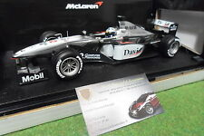 F1 McLAREN MP4-15 #2 COULTHARD 2000 au 1/18 HOT WHEELS 26740 formule 1 voiture
