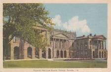 Antique POSTCARD c1920-30s Osgoode Hall Law Courts TORONTO, CANADA 15130