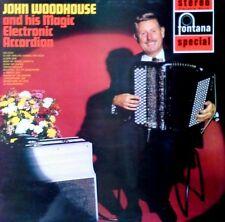 JOHN WOODHOUSE - AND HIS MAGIC ELECTRONIC ACCORDION - FONTANA - U.K. LP