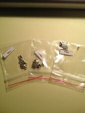 5 Sets of replacement screws for the Blackberry Torch 9800/9810 Phones