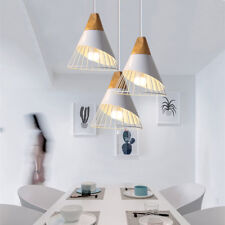 Kitchen Pendant Light Bedroom Lamp White Chandelier Lighting Bar Ceiling Lights
