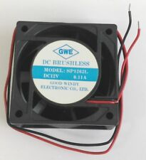 60mm 12V DC Brushless Fan Cooling Motor & Case Assembly SP1262L