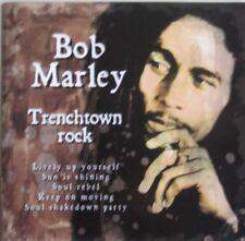 BOB MARLEY - TRENCHTOWN ROCK  -  CD