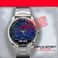 2016 Volkswagen Golf R32 Speedometer VW Car Sport Metal Watch Apparel Merch