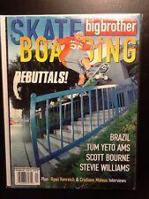 Felix Arguelles September  2001 Big Brother Skateboard Magazine