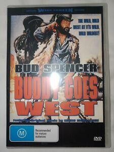 BUDDY GOES WEST DVD Bud Spencer Western